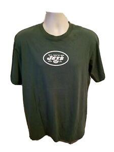 Reebok NY Jets Revis 24 Adult Green XL TShirt