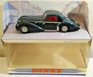 Matchbox The DINKY Collection 1:43 Echelle Delahaye 145 - Vert - DY-14 - Emballé