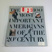 VTG Life Magazine: Fall 1990 - The 100 Most Important Americans of 20th Century