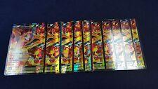 Charizard EX FULL ART HOLO RARE XY121 (EX/NM) XY Black Star PROMO Pokemon Cards
