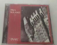 CD Paul Roland Duel 2003 Haunted Forest Records Psychedelic Psyche
