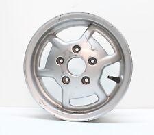 Llanta plata original Grimeca 2.5 x 10 PULGADAS PARA PIAGGIO Sfera RST 50 125cc