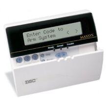 Keypad DSC Maxsys LCD4501