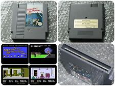 Super jeu Nintendo ( NES ) PAL B version FRA / FRA 1990 ♦ MANIAC MANSION