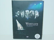 "*****DVD-WESTLIFE""THE GREATEST HITS TOUR-LIVE FROM M.E.N. ARENA""-2003 BMG*****"