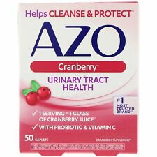 Azo  Urinary Tract Health  Cranberry  50 Caplets