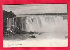 Postcard ~Canadian Falls Maid of the Mist antique~lot 4986
