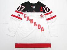 CONNOR McDAVID IIHF TEAM CANADA 100th ANNIVERSARY NIKE HOCKEY JERSEY SIZE MEDIUM
