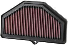 SUZUKI 2004-2005 GSXR 600 / 750 K&N HIGH FLOW PERFORMANCE AIR FILTER