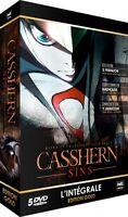 ★Casshern Sins (staff de Saint Seiya) ★ Intégrale - Edition Gold - 5 DVD