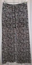 BCBGeneration floral print maxi skirt size 10