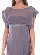 La Perla Oriental Suite Silk Long Chemise Lace Lingerie Honeymoon Gown Satin