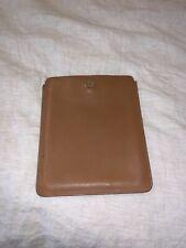 Tory burch Leather ipad case-regular Size iPad
