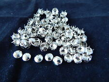36 pcs Metal Round Rivet Studs Spots Rock Beads Craft  9mm  NEW
