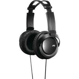 over ear headphones, wired, comfortable long listening, JVC Original