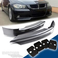 PAINTED BMW E90 3 SERIES OE TYPE FRONT BUMPER LIP SPLITTER SPOILER 325i 06-08 ◢