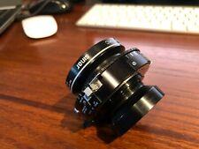 "New listing Sinar 150mm f5.6 Sinaron S Mc Copal 0 Lens 150/5.6 #11245089 ""Mint Condition"""