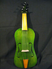 "SONG 5 strings 15"" vielle,medieval Fiddle Copy of old instrument #4822"