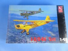 NEW! Hobby Craft 1/48 J-3/0-59 'Cub' Model Kit SEALED D