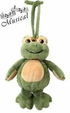 Bukowski Soft Plush Prince Charles Frog Musical Stuffed Animal Toy 4""