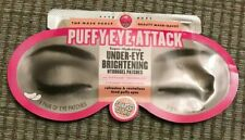 Soap and Glory Mask Puffy Eye Attack  Under Eye Brightening hydrogel. 1 pair.