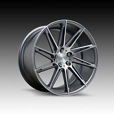 Verde Quantum 9&10,5x20 5x114,3 Felgen für Nissan 350Z 370Z Lexus SC Concave Neu