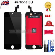 For iPhone 5S SE LCD Black Touch Screen Display Replacement Digitizer Assembly
