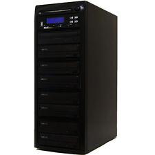 1-7 USB/SD/CF to DVD Duplicator Copier/Memory Backup Multiple Copy Flash Media