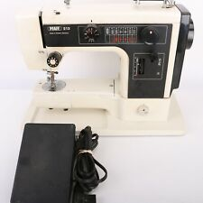 PFAFF 213 Sewing Machine With Foot Controller