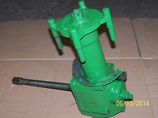 JOHN DEERE M,MI,MT,AND MC BELT PULLEY GEARBOX