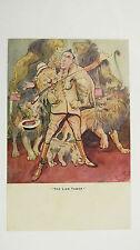Joseph Chamberlain Printed Collectable Political Postcards