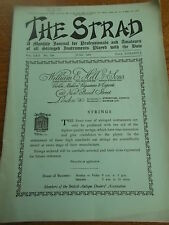 THE STRAD Music Journal - June 1951 - The Spanish Inlaid Stradivari Viola Violin