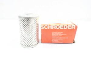 Schroeder C10 Hydraulic Filter Element