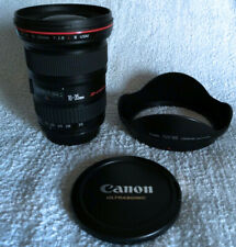 Canon Zoom EF 16-35 mm 1:2.8 L II USM (Like New)