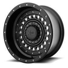 KMC XD136 PANZER 20x9 Satin Black Alloy Mag Wheel Rim Ranger Triton