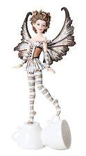 Amy Brown Fantasy Art Elf Socks Espresso Cup Fairies Statue