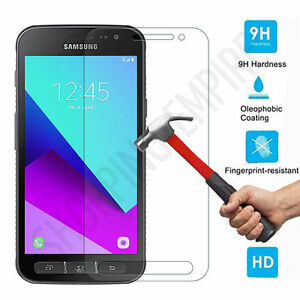 Pellicola in Vetro Temperato per Samsung Galaxy Xcover 4 / 4s G390F 9H 0,26mm