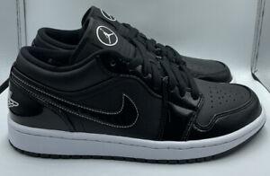 Nike Air Jordan 1 Low All Star Weekend Carbon Fiber DD1650-001 Men's Sizes 8-12
