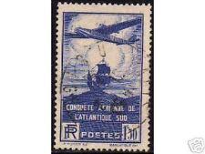 "FRANCE 1936  Y&T 320  ""ATLANTIQUE - SUD"" OBLITERE TB"