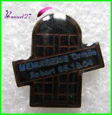 Pin's Menuiserie ORMIE Fenêtres volets Portes  #G2