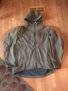 Kuiu Brown Guide Hunting Jacket-XL