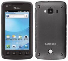 Samsung Galaxy Rugby Smart SGH-I847 4GB Black GSM Unlocked Smartphone