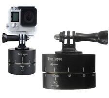 Time Lapse 360 Rotate Panoramic Tripod Adapter Stabilizer for Gopro DSLR Camera