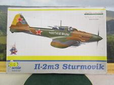 EDUARD WEEKEND EDITION. IL-2M3 Sturmovic 1:72.  7410