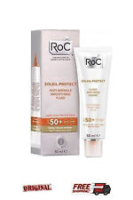 Roc Soleil-Protect Anti-Wrinkle Smoothing Fluid SPF 50+ 50ml