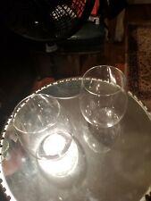 Riedel Crystal Cabernet/Merlot Stemless Red Wine Glasses - Set of 2