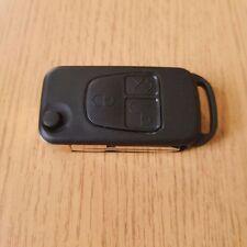Reemplazo 3 Botón Remoto Fob FLIP CARCASA LLAVE MERCEDES w168 w202 w140 w210 w461