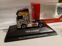"Volvo FH GL   Pflumm Transporte ""Castro Zolre""  Airbrush by W. Rosner PC 110983"
