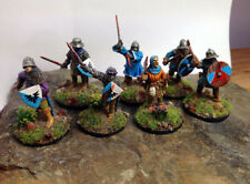 28mm Medieval Knights Condottiere Game Of Thrones customized Part 2 Painted. x7