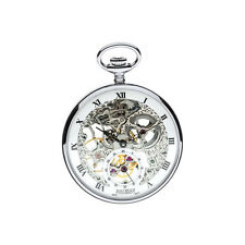 Designer-Jean Pierre della Svizzera-MECHANICAL SKELETON orologio tasca g252cm